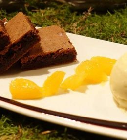 Whisky Brownie
