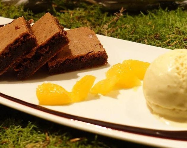 Whisky Brownies