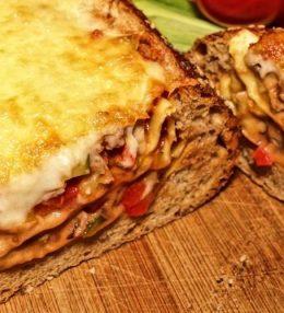 Lasagne Bolognese Brood