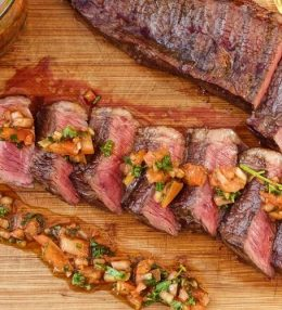De Perfecte Picanha Steak