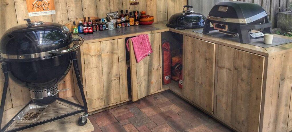 BBQ meubel Weber