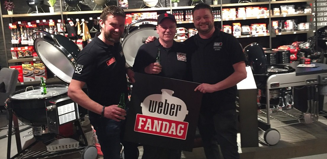Weber Fandag