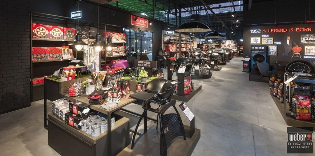 Weber Amersfoort Store