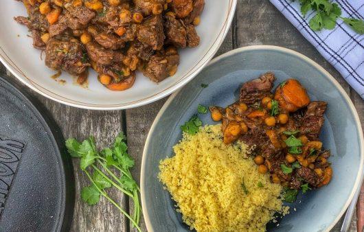 marokaanse stoofschotel