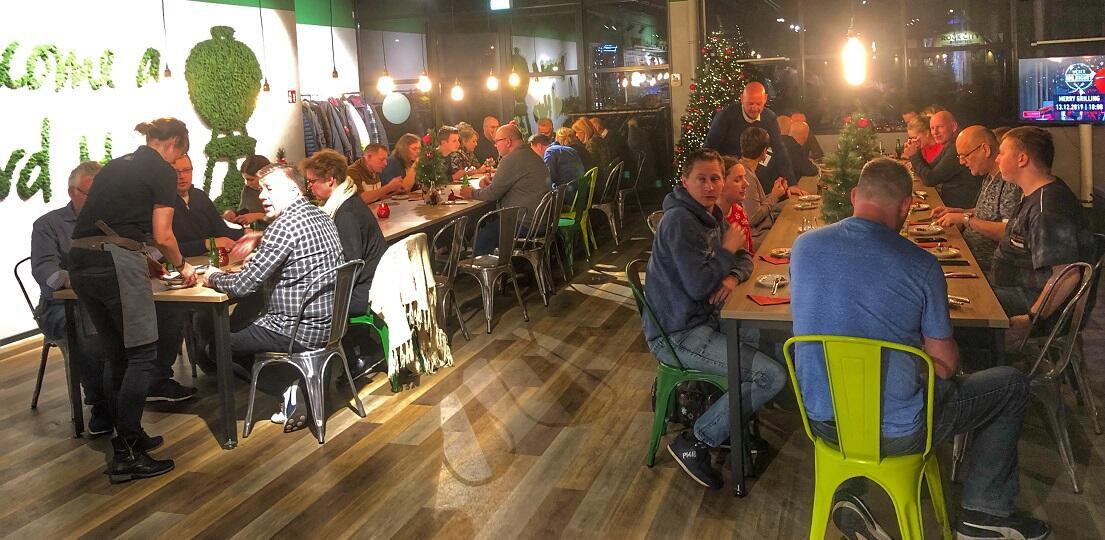 Merry Grilling bij de Weber Original Store in Amersfoort