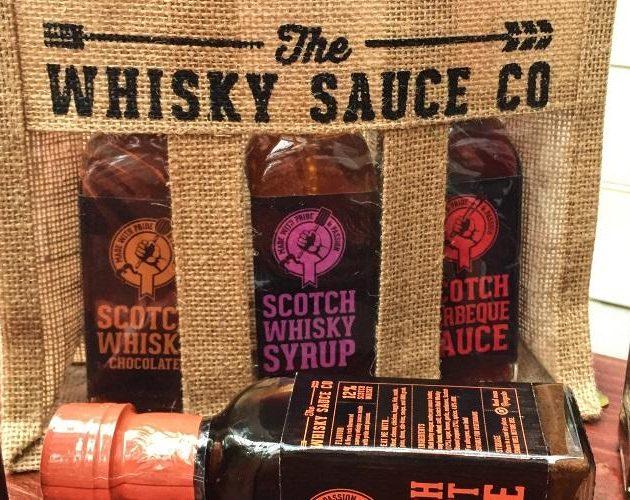 Scotch Whisky Sauce