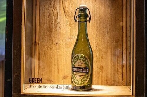 eerste fles