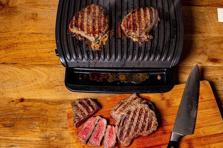 steak optigrill