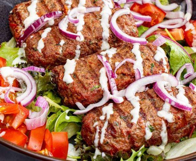 bifteki BBQ