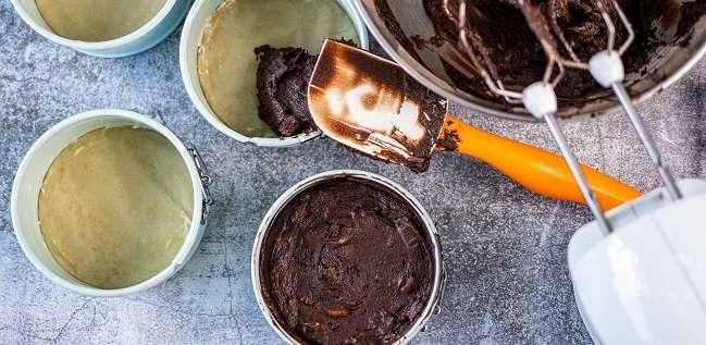 bereidig brownie