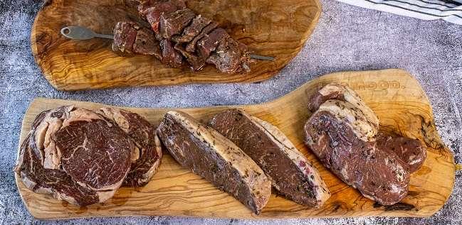 vlees inamood box